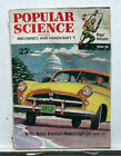 Jan 1952 Popular Science Magazine- Willys Car/Helicopte