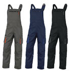 Delta Plus MACH2 Work Dungarees - Bib and Brace M2SA2 (Panoply)