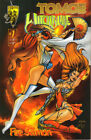 TOMOE WITCHBLADE FIRE SERMON #1-BILLY TUCCI-NR-VF