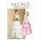 McCall's 5321  Sewing Pattern to MAKE Gorgeous Bridal / Evening Top & Skirt
