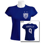 Heather O'Reilly Jersey T-Shirt USA Women's soccer cup
