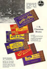 "AV5 Vintage Cadbury's Chocolate Advertisment Poster Print A3 17""x12"""