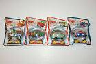 DISNEY CARS 2 CHARACTER CHRISTMAS CARS 2010 & 2011 LM, MATER, RAMONE, FILLMORE,