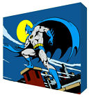 Batman Kids Bedroom Canvas Art - NEW - Choose your size - Ready to Hang