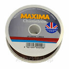 GENUINE Maxima Chameleon Brown 100m Spool Monofilament Mono Fishing Line