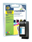 Remanufactured 17 Tri-Colour Ink Cartridge for HP Deskjet Printers