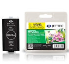 Jettec Remanufactured 920XL Black Ink Cartridge for HP Officejet Printers