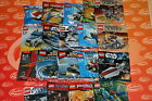 LEGO SUN PROMO PACKS  - CHOOSE YOUR PACK FROM STAR WARS, CITY, BATMAN,  CARS