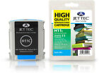 Remanufactured Jettec HP11 Cyan Ink Cartridge for Business InkJet 2300dtn & more