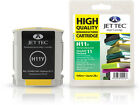 Remanufactured Jettec HP11 Yellow Printer Ink Cartridge for CP2600 & more