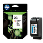 Genuine HP23 C1823DE Colour Printer Ink Cartridge for HP Officejet R80xi & more