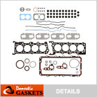 95-04 4.6L Lincoln Continental Mark VIII Ford Mustang Full Gasket Set INTECH MLS