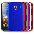 All Colour Slim Hard Armor Back Case Cover For Samsung Galaxy Ace 2 i8160 Phone