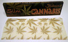 Kingsize SLIM Cannabis Weed  FLAVOURED Quality Rolling paper Rizla pick amount