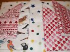"Emma Bridgewater Cotton Fabric 8"" Squares For Crafts Quilting You Choose NEW"