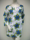 TRACY NEGOSHIAN Royal Blue Multi-Color Elephant Print Megan Dress Mini NEW NWT