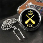 SCC Sea Cadets Corps Drill Instructor Pocket Watch