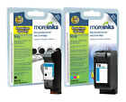 2 Remanufactured HP 15 / 78 Ink Cartridges for Officejet 5105 Printer & more