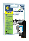 Remanufactured HP 15 Black Ink Cartridge for PSC 2120 Printer & more