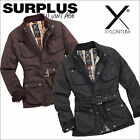 SURPLUS XYLONTUM DAMEN WINTER OUTDOOR JACKET JACKE TRENCHCOAT LOTUS MANTEL 34-42