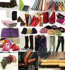 """0.7MM ULTRASUEDE MICROFIBER FAUX LEATHER CLOTH PATCH LINING CHAPS BAGS BLACK 54"""""""