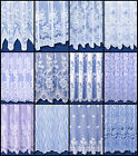 CHOICE OF 12 FANTASTIC VALUE PREMIUM QUALITY NET CURTAINS - SOLD BY THE METRE