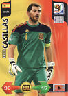 Adrenalyn XL World Cup 2010 Spain France Trading Cards Pick From List