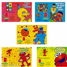 SESAME STREET BIRTHDAY GREETING gift CARD SELECTION ~ Party Supplies