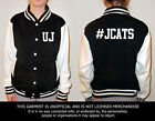 #JCATS Varsity Jacket With Your Initials - Union J fans are called JCATS (D406)
