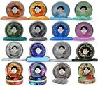 "Crazy Aaron's Thinking Putty 2"" inch Tins (You Pick Color & Styles)"