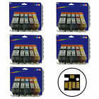 Choice of 25 Compatible Printer Ink Cartridges for Canon PGI-525 / CLI-526 Range