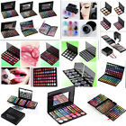 28/32/88/120 Eyeshadow Blush Lip Gloss Palette Concealer EyeLiner Makeup Set Lot