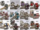 European Charm Bead for Bracelet YOU CHOOSE Color, Quantity or Style