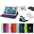Rotating Leather Flip Case Cover Stand for Samsung Galaxy Note10.1 N8000 N8010