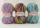 100g Robin Paintbox DK Double Knit Knitting Yarn Wool Combined Postage