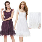 Ever Pretty Lace Cheap Cocktail Party Casual Bridesmaid Dresses 02713 Sz 06-18