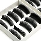 60 Pairs Thick Natural Fake False Eyelashes Eye Lashes Wholesale Lots (6 boxes)
