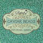 Clear - 5g Pot 1mm Caviar Beads - Craft, Nail Art & Ciate Style Manicure