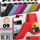 COVER FLIP CASE PU LEATHER APPLE IPOD TOUCH 5 5G 5TH GEN FREE SCREEN PROTECTOR