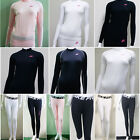 New Womens Compression Under Base Layer Skin Tight Pants or Shirts Collection