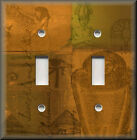 Light Switch Plate Cover - Egyptian Art Collection - Travel Home Decor
