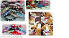 XS S POSH CRYSTAL DIAMANTE DESIGNER DOG NAME COLLARS,CHIHUAHUA YORKIE TOY BREEDS