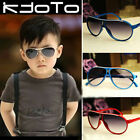 New Style 1PCS Children Boy Gril Cute Sunglass Shades aviator glasses Cool