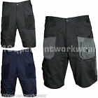 Blackrock Workman Work SHORTS Cargo Combat Trousers 65% Polyester 35% cotton New