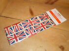 union jack wrapping paper