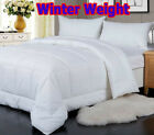 MACHINE WASHABLE Microfiber WINTER Quilt – SINGLE DOUBLE QUEEN KING SUPER KING
