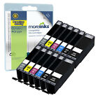 12 Compatible Canon CLI-551 / PGI-550 Ink Cartridges for Pixma Printers