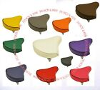 Bicycle Beach Cruisers Saddle 209. Road Chopper Lowrider Bike Seat. NEW 11 COLOR