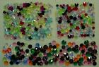 144 Swarovski Crystal Butterflies Flowers Marguerite Crystal Assorted Mix Beads