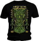 Official T Shirt MASTODON Metal DEVIL Black All Sizes